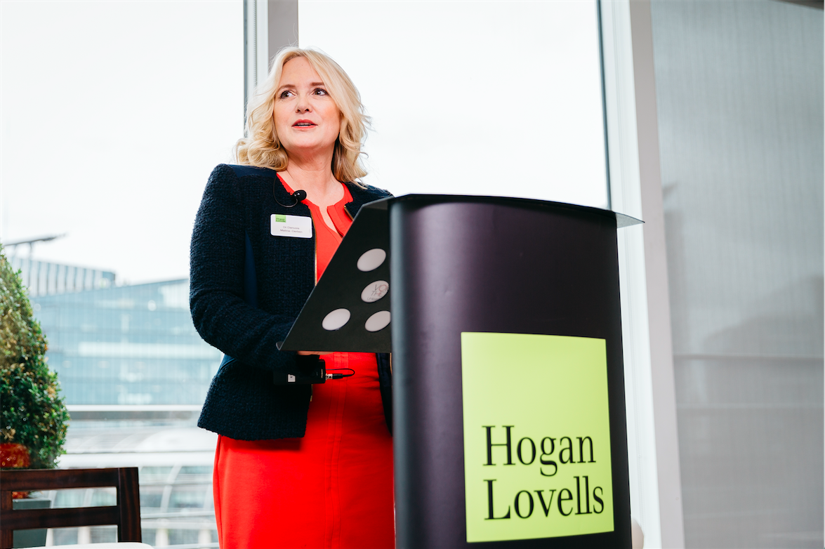 Danusia Malina-Derben speaking Hogan Lovells LLP